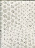 Super Natural Flow Dots Wallpaper NF128 Or NF 128 By Roseline Studio For Today Interiors